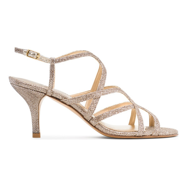 STUART WEITZMAN Turningup - Strappy yet simple, this dressy wearable sandal solves all...