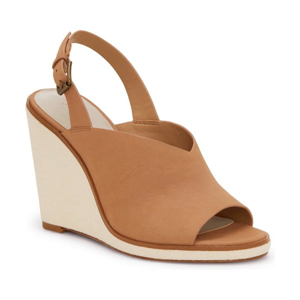 1.State genna wedge sandal in beige