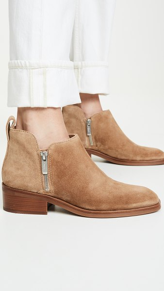 3.1 Phillip Lim alexa 40mm ankle boots in tobacco