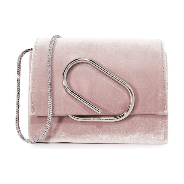 3.1 Phillip Lim alix micro cross body bag in blush