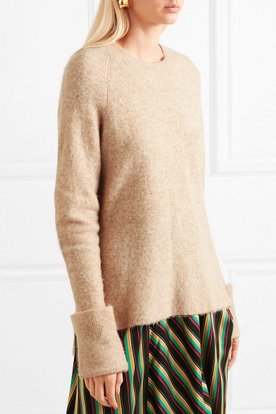 3.1 Phillip Lim knitted sweater in beige