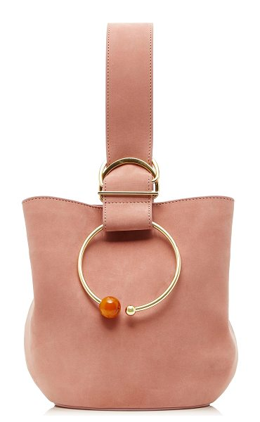 ADEAM Gem Sphere Bag in pink