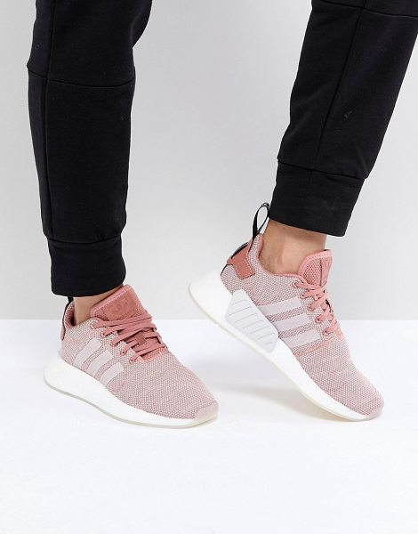 adidas adidas originals nmd r2 - sneakers in rosa hld nudevotion