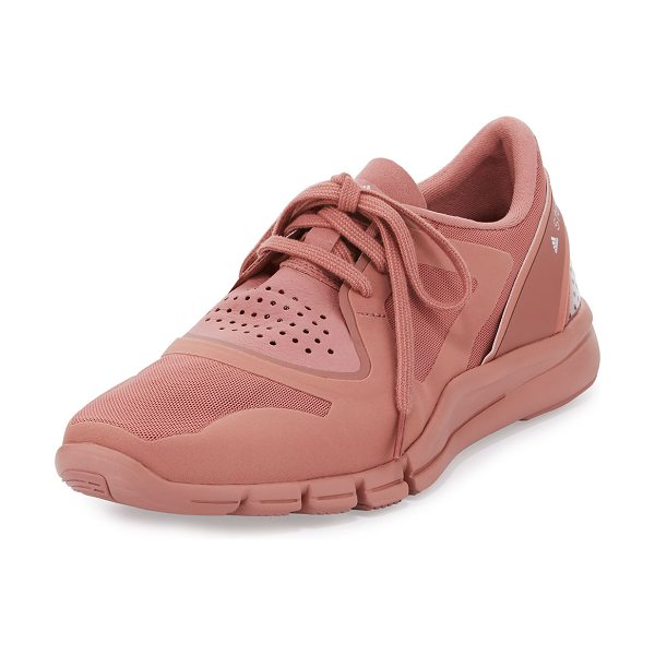 ADIDAS BY STELLA MCCARTNEY Alayta Neoprene Low-Top Sneaker - adidas by Stella McCartney Climacool mesh and synthetic...