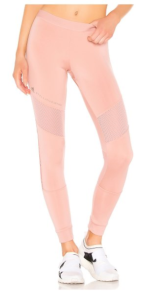 Adidas By Stella McCartney legging in band aid pink