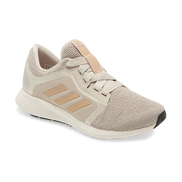 Adidas edge lux 4 running shoe in brown