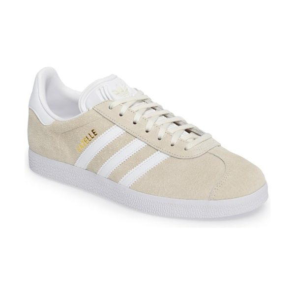ADIDAS adidas gazelle sneaker - Initially designed as a training shoe for top athletes...