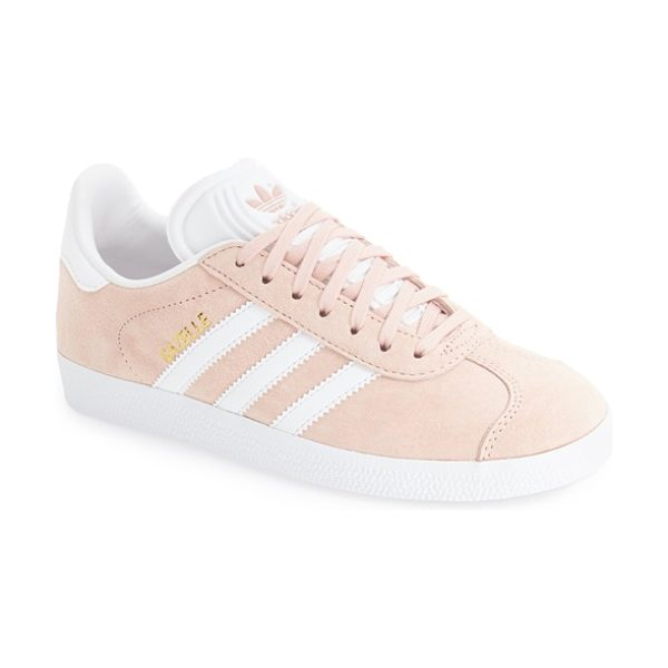 ADIDAS gazelle sneaker - Initially designed as a training shoe for top athletes...