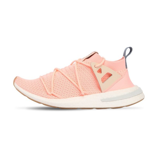 Adidas Originals Arkin primeknit sneakers in pink