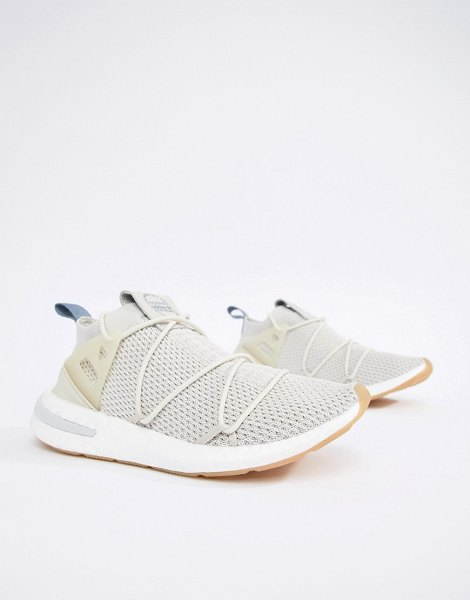 Adidas Originals arkyn sneakers in beige - Sneakers by adidas, Sweet looks from the ground up,...