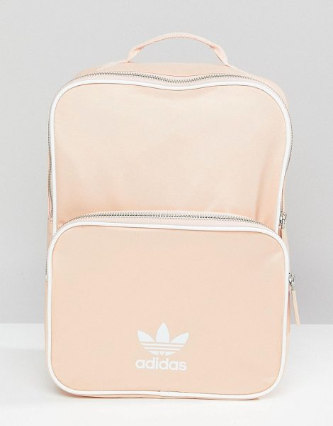 6f46d03cde59 Adidas Originals Backpack In Pink in pink - Backpack by adidas
