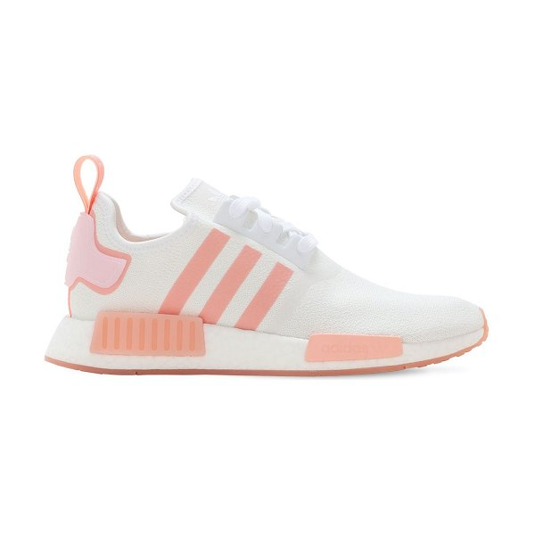Adidas Originals Nmd_r1 sneakers in white,pink