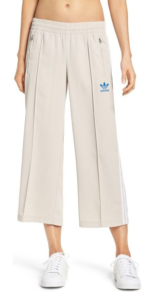 ADIDAS ORIGINALS sailor crop pants in clear brown - Nail the athleisure look in these cool cropped pants...