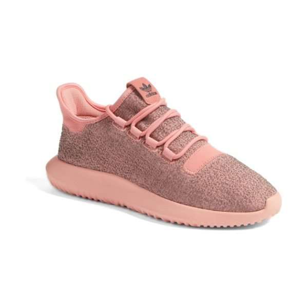 Adidas tubular shadow sneaker in raw pink/ raw pink - An updated take on the classic Tubular sneaker, this...