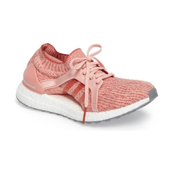 Adidas ultraboost x sneaker in trace pink/ trace pink - Dial up your performance with UltraBoost, a premium...