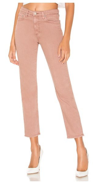 AG Adriano Goldschmied high waisted isabelle. - size 24 (also in 1 year sulfur industrial mauve