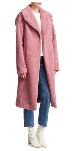 Image result for A.L.C. Harlan Faux Fur Fuzzy Coat