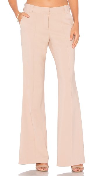 "A.L.C. Lawrence Pant in pink - ""A.L.C. presents a classic trouser in an exquisitely..."