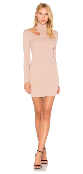 A.L.C. West Dress in taupe - A.L.C.'s signature knits upgraded to compliment the...