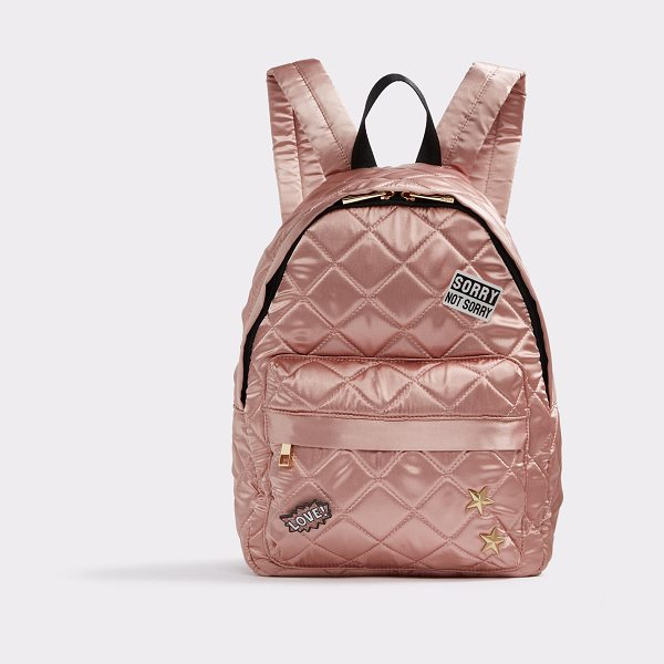 ALDO Abadowet - Mesh, glitter and quilted finish lends a girly spin on...