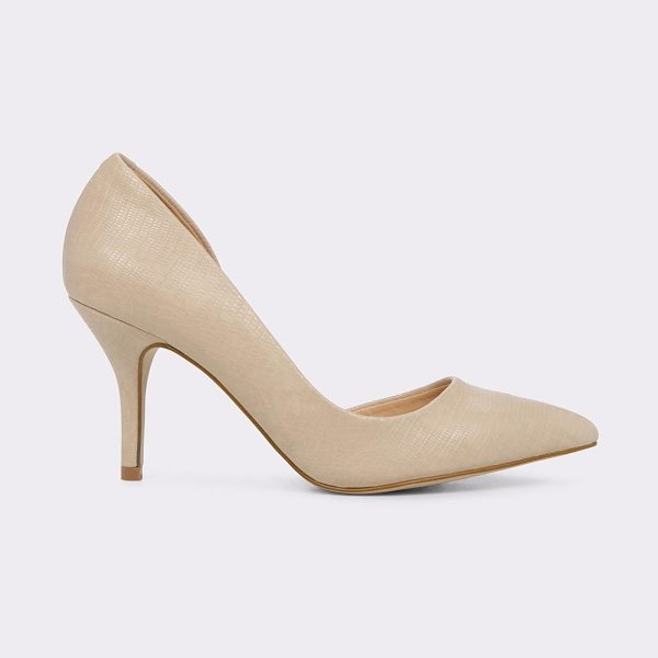 ALDO Aceidia-U in bone - A great add-on for your wardrobe, these pumps are...