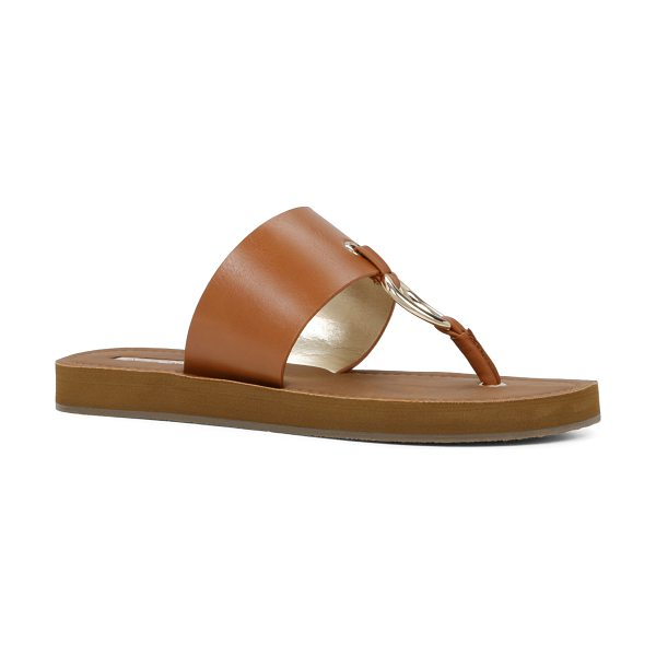 ALDO Aferracien-U in cognac - You'll never run out of options this summer, thanks to...