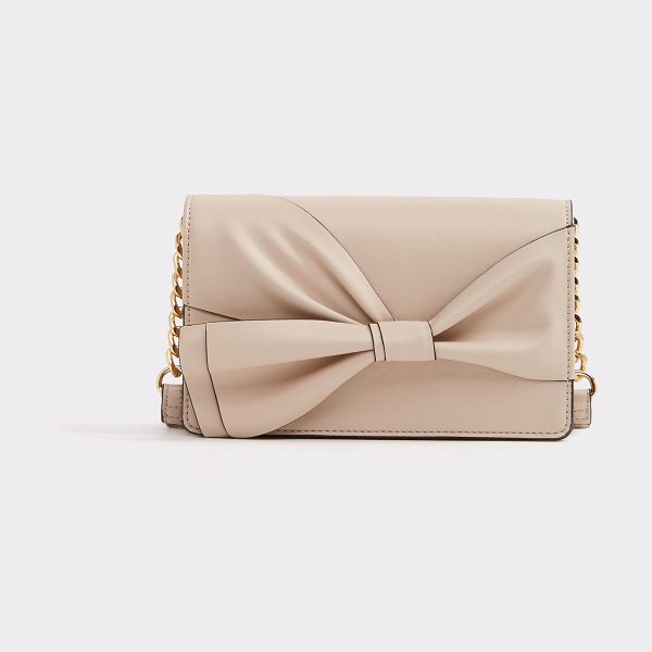 ALDO Aloewen in light pink - This perfectly petite crossbody bag is totally...