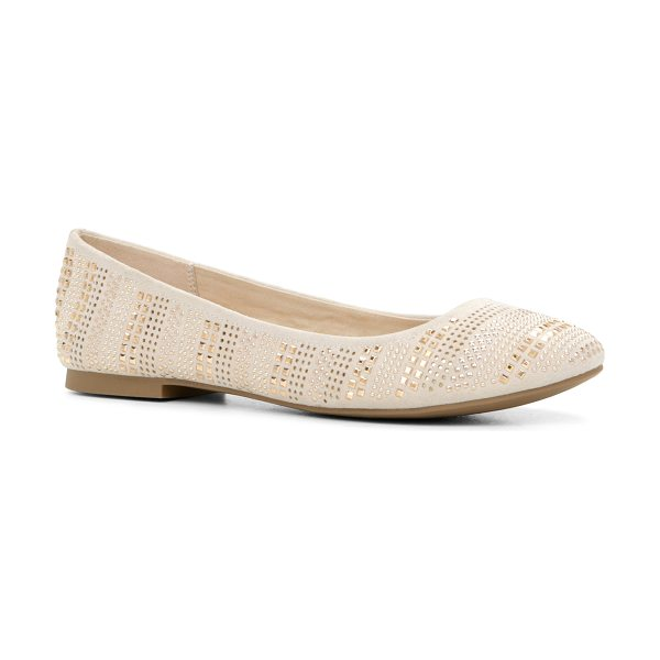 ALDO Annunciata in bone - These ballerinas are perfect for any occasion, from date...