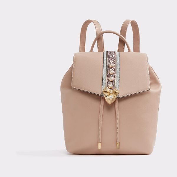 ALDO Aradoven in light pink - Let them know you are sweet and flirty with our leather...