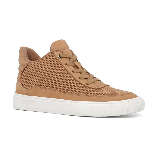 ALDO Astarenna in cognac - Casual and (very) cool. Introduce this sneaker to...