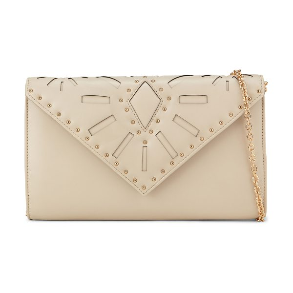 ALDO Asumcia clutch in beige/taupe - Give your sophisticated outfits a boho touch with a...