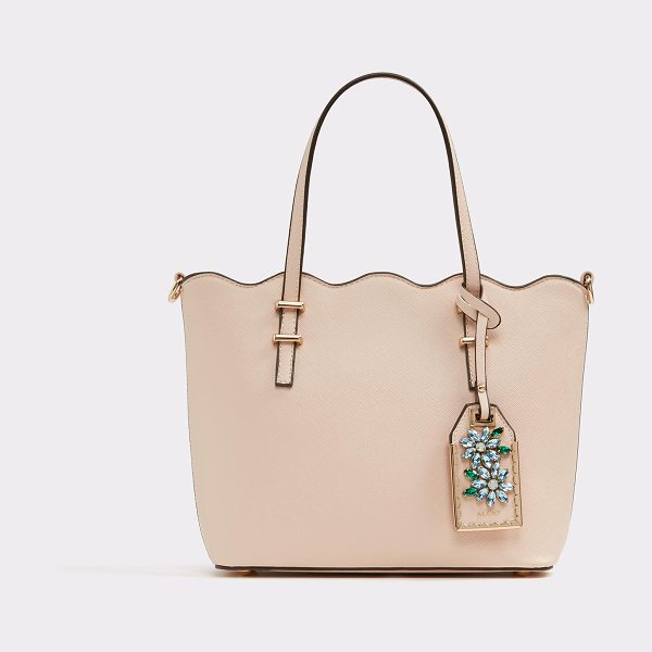 ALDO Aubigny in light pink - Get a handle on style and top off your outfit with this...