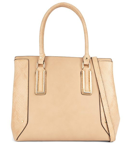 ALDO Ballwin shoulder bag in bone