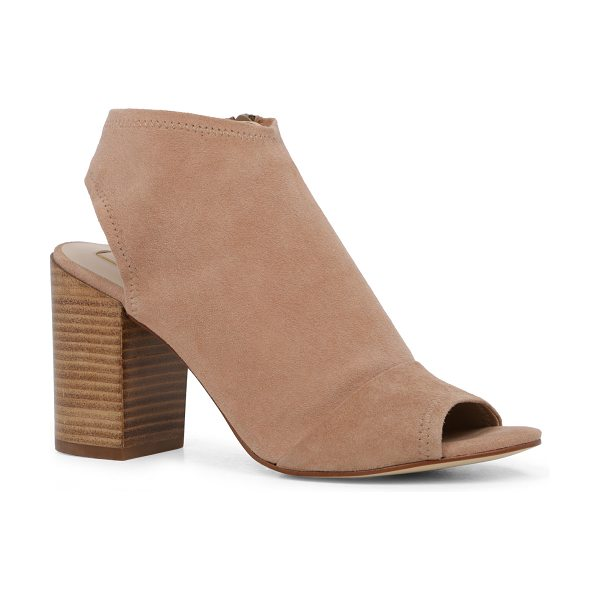 ALDO Barefoot in natural - A sandal and bootie play peek-a-boo for the perfect...