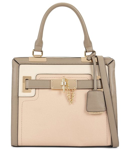 ALDO Bluemoon in light pink - As stylish as it is spacious, our tailored tote features...