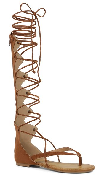 ALDO Boscarini sandals in cognac