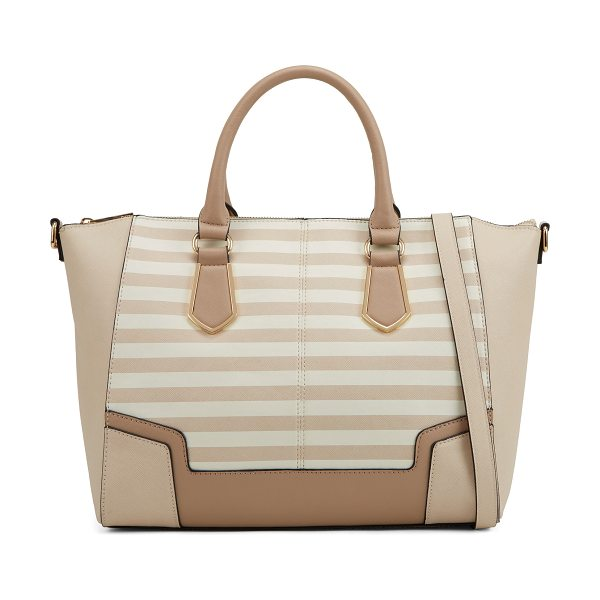 ALDO Bremmer tote in white/cream - For a weekend away or for your day-to-day, this roomey...