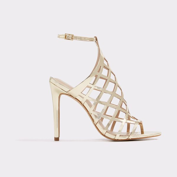 ALDO Bryda in gold