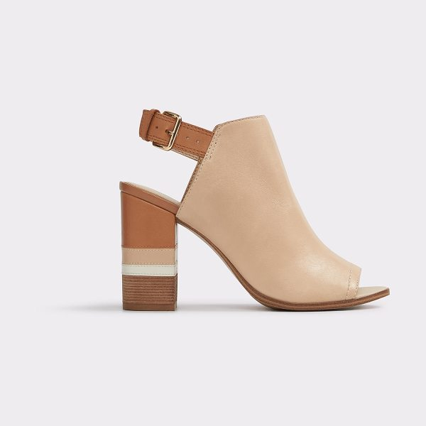 ALDO Cartiera - An effortlessly chic stacked heel sandal inspired by the...