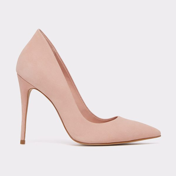 ALDO Cassedy in light pink - The original stiletto reclaims its high and mighty...