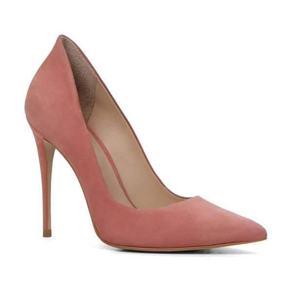 ALDO Cassedy in pink - The original stiletto reclaims its high and mighty...