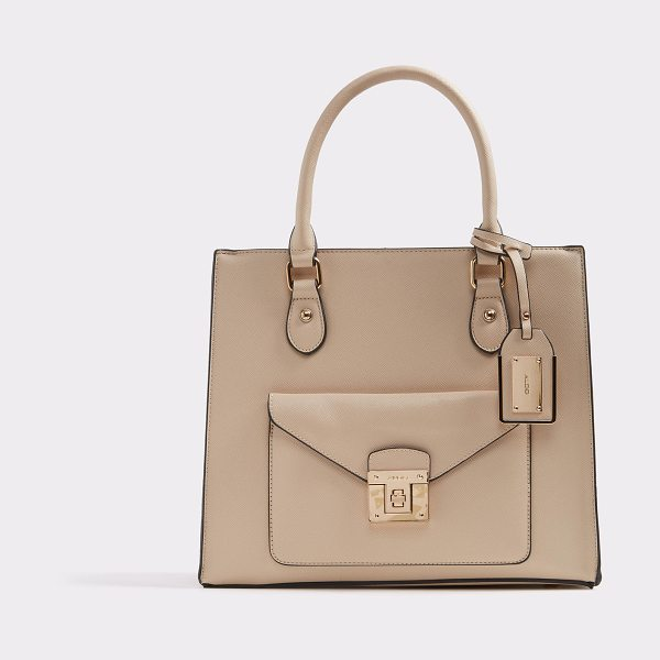 ALDO Castana in natural - A structured tote handbag to polish your look. Our...