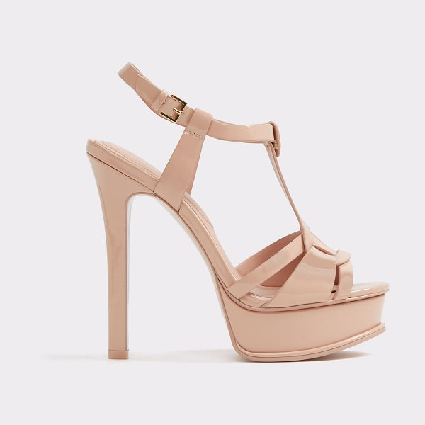 ALDO Chelly in light pink - A touch of bombshell for everystyle routine, this...