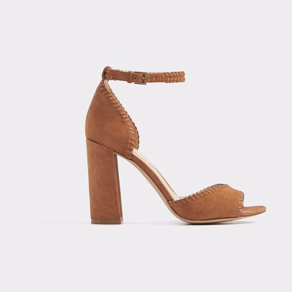 ALDO Elvyne in cognac - Channel modern sophistication with ease in this...