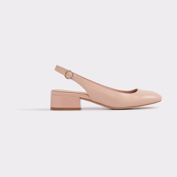 ALDO Eteani in light pink - Demure, timeless and with endless styling appeal, this...