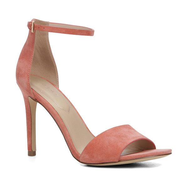 ALDO Fiolla in pink - Looking for the perfect naked sandal? Look no further....