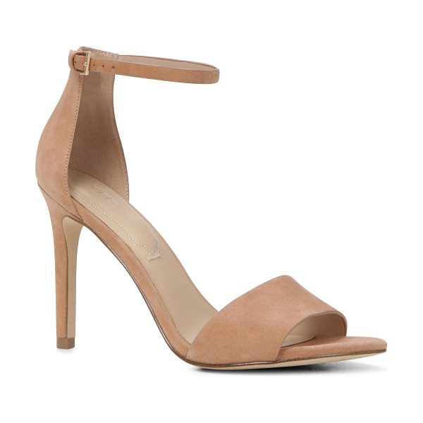 ALDO Fiolla in natural - Looking for the perfect naked sandal? Look no further....