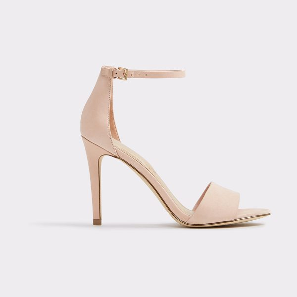 ALDO Fiolla in light pink - Looking for the perfect naked sandal? Look no further....