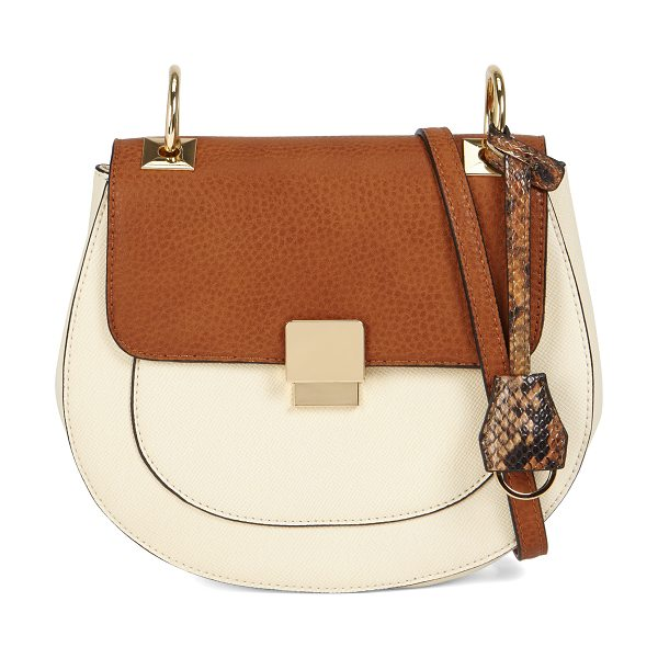 ALDO Fiscus shoulder bag in natural - Roomy enough for the office, small enough for off-duty...