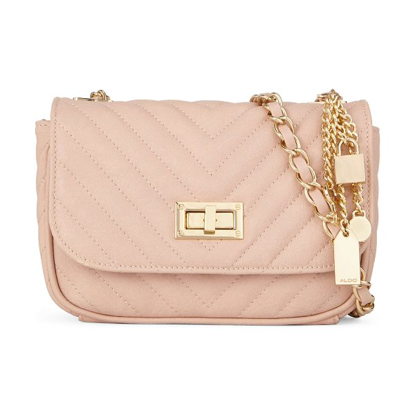 ALDO Flyingfox in light pink - Elevate your handbag collection with this elegant...